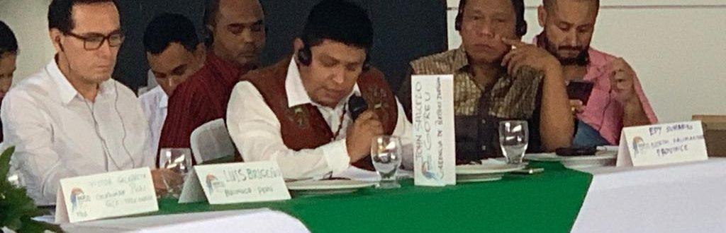 IP Meeting GCF Task Force